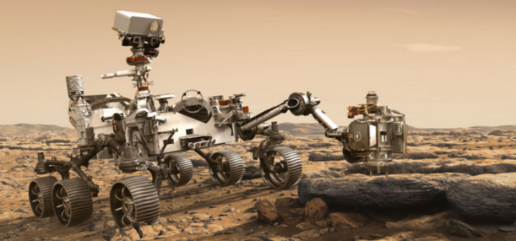Mission to Mars | Spring Term
